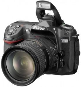 nikon-d90-side