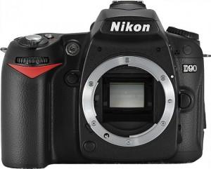 Nikon_d90_front