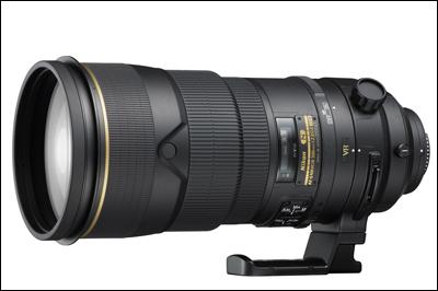nikon updates nikkor af s 300mm f/2.8 for sports and