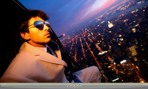 Reverie, a short video by Vincent Laforet using Canon 5D mark II and various lenses shock the world in 2008
