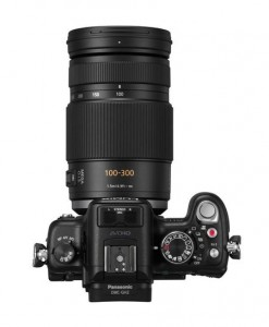 Panasonic GH2 with 100-300mm super telephoto lens