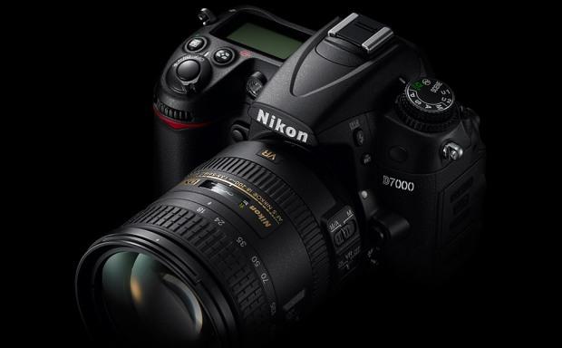 Dslr Nikon Camera - about camera