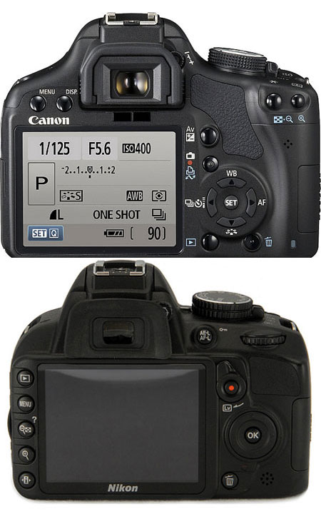 canon-t1i-vs-nikon-d3100-back
