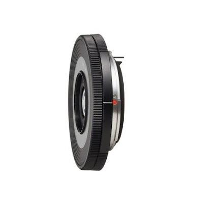 Super thin 40mm lens designed for K01