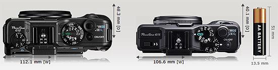 canon-g12-vs-canon-g15-top