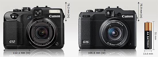 canon-g12-vs-canon-g15