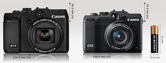 canon-g1x-vs-canon-g15