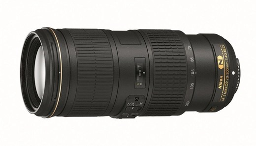 Nikon 70-200mm f/4 VR