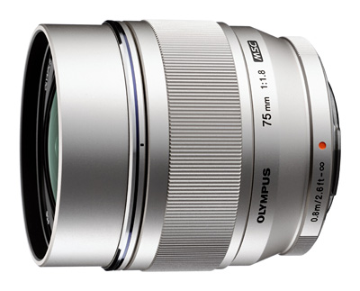 Olympus 75mm f/1.8, great for close-up portraiture and street candids