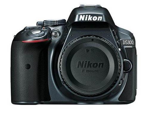 Nikon-D5300-front